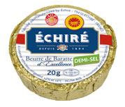 Beurre Echiré - Recharge demi-sel - 20g