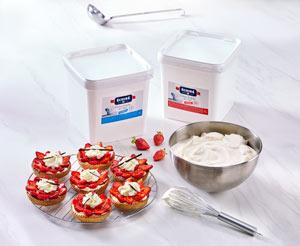 Crème épaisse d'excellence Echiré - Crème fleurette Echiré - Crème premium - Echiré-