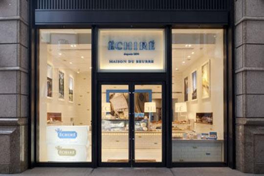 Magasin Échiré - Maison du beurre - Tokyo - Japon - Beurre d'excellence