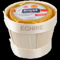 Motte 250g - Beurre Doux - beurre en baratte bois - beurre premium - Echiré