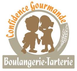 Logo Confidence Gourmande - Boulangerie Echiré - Beurre d'excellence