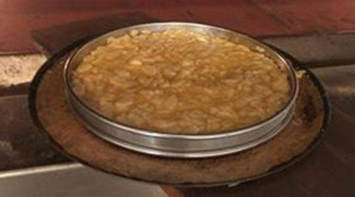 La galette paysanne au beurre d'Échiré